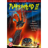 Produktbilde for Pumpkinhead 2 - Blood Wings (UK-import) (DVD)