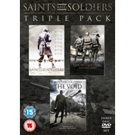 Produktbilde for Saints And Soldiers Triple Pack (UK-import) (DVD)