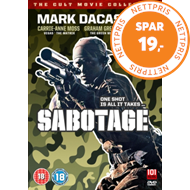 Sabotage (UK-import) (DVD)