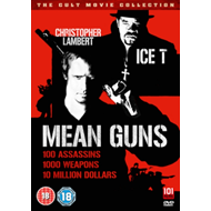 Produktbilde for Mean Guns (UK-import) (DVD)