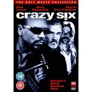 Produktbilde for Crazy Six (UK-import) (DVD)