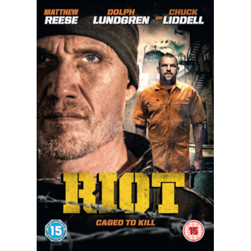 Riot (UK-import) (DVD)
