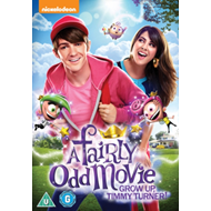 Produktbilde for A Fairly Odd Movie - Grow Up Timmy Turner (UK-import) (DVD)