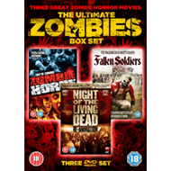 Ultimate Zombies Collection (UK-import) (DVD)