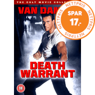 Produktbilde for Death Warrant (UK-import) (DVD)