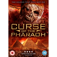 Produktbilde for Curse Of The Pharaohs (UK-import) (DVD)