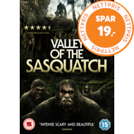Valley Of The Sasquatch (UK-import) (DVD)