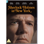 Produktbilde for Sherlock Holmes In New York (UK-import) (DVD)