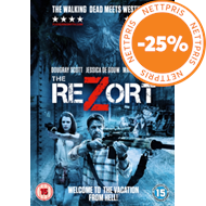Produktbilde for The Rezort (UK-import) (DVD)