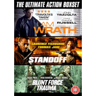 Ultimate Action Collection (UK-import) (DVD)