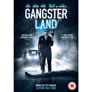Produktbilde for Gangster Land (UK-import) (DVD)