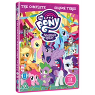 My Little Pony - Friendship Is Magic: The Complete Season Three (UK-import) (DVD)