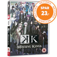 K - Missing Kings (UK-import) (DVD)