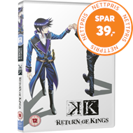 K - Return Of Kings (UK-import) (DVD)