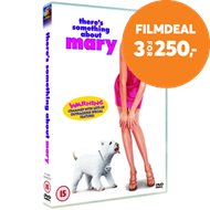 Produktbilde for There's Something About Mary (UK-import) (DVD)