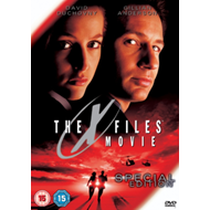 X Files Movie (UK-import) (DVD)
