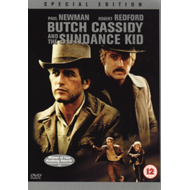Butch Cassidy And The Sundance Kid (UK-import) (DVD)
