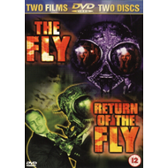 The Fly/Return Of The Fly (UK-import) (DVD)