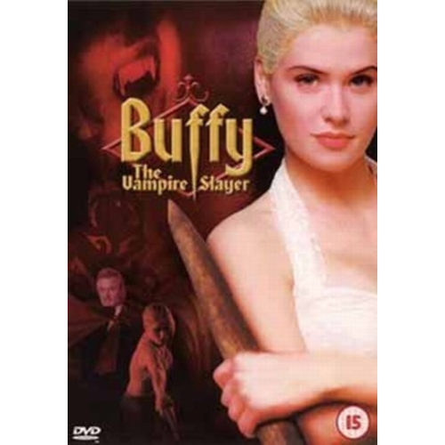 Buffy The Vampire Slayer (UK-import) (DVD)
