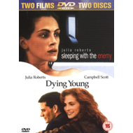 Produktbilde for Dying Young/Sleeping With The Enemy (UK-import) (DVD)