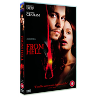 From Hell (UK-import) (DVD)