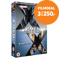 Produktbilde for X-Men/X-Men 2 (DK-import) (DVD)