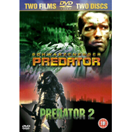 Produktbilde for Predator/Predator 2 (UK-import) (DVD)