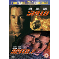 Produktbilde for Speed/Speed 2 - Cruise Control (UK-import) (DVD)
