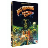 Produktbilde for Big Trouble In Little China (UK-import) (DVD)