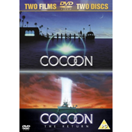 Cocoon/Cocoon 2 (UK-import) (DVD)
