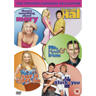 Twisted Comedy Collection (UK-import) (DVD)