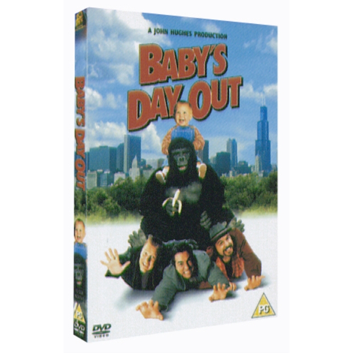 Baby's Day Out (UK-import) (DVD)