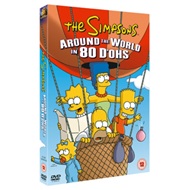 Simpsons: Around The World In 80 D'ohs! (UK-import) (DVD)