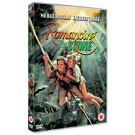 Romancing The Stone (UK-import) (DVD)