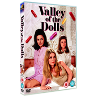 Valley Of The Dolls (UK-import) (DVD)
