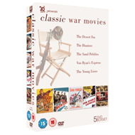 Classic War Movies (Box Set) (UK-import) (DVD)