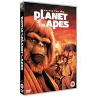 Battle For The Planet Of The Apes (UK-import) (DVD)