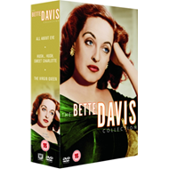 Produktbilde for Bette Davis Box Set (UK-import) (DVD)