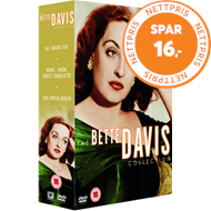 Bette Davis Box Set (UK-import) (DVD)
