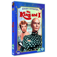 The King And I (UK-import) (DVD)