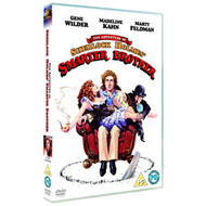 Adventure Of Sherlock Holmes' Smarter Brother (UK-import) (DVD)
