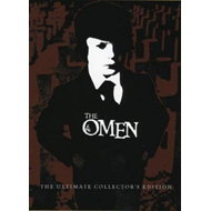 Produktbilde for The Omen Pentology (UK-import) (DVD)