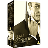 James Bond: Ultimate Sean Connery (UK-import) (DVD)