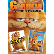 Garfield: The Movie/Garfield: A Tale Of Two Kitties (UK-import) (DVD)