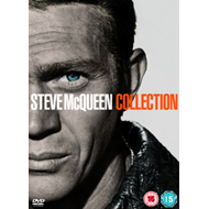 Steve Mcqueen Collection (UK-import) (DVD)