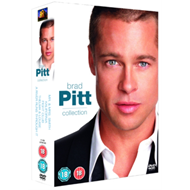 Brad Pitt Collection (UK-import) (DVD)
