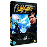 On Her Majesty's Secret Service (UK-import) (DVD)