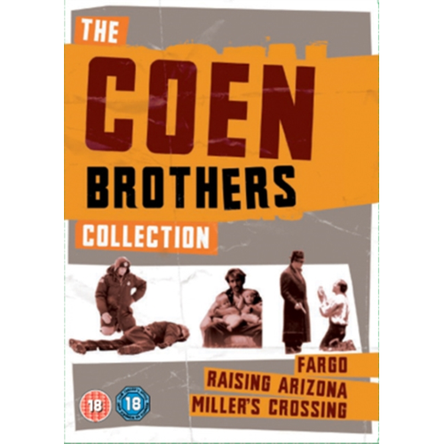 Coen Brothers Collection (UK-import) (DVD)