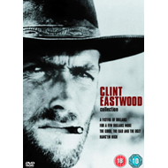 Produktbilde for Clint Eastwood Collection (UK-import) (DVD)