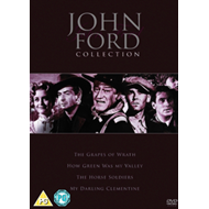 John Ford Collection (UK-import) (DVD)